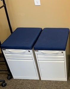 2 Drawer Mobile Pedestal Owen Sound Furniture