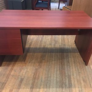 Single Pedestal Desk Owen Sound Furniture
