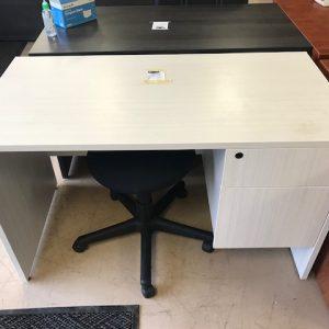 Single Pedestal Desk Owen Sound Furniture