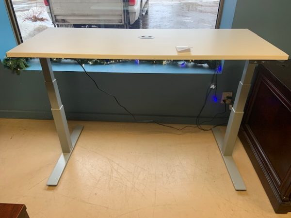 Height Adjustable Desk Owen Sound Furniture